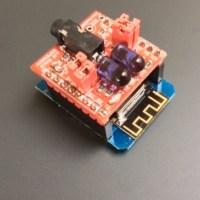 A.IR Shield ESP8266/ESP32 Tx product image