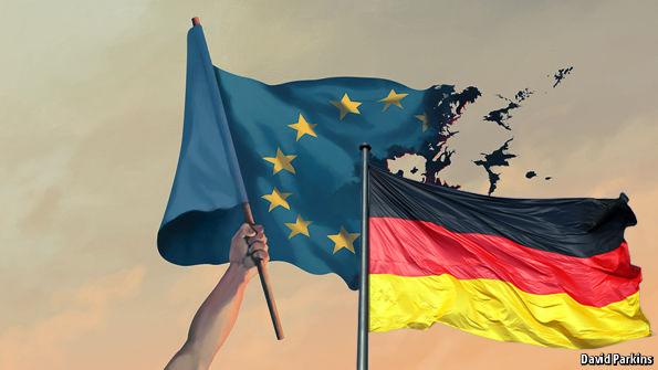 ΕΙΚΟΝΑ---Γερμανία,-Ευρωζώνη Η εξέλιξη του οικονομικού πολέμου