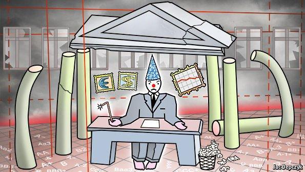 ΕΙΚΟΝΑ - κεντρικές τράπεζες Η εθνικοποίηση των κεντρικών τραπεζών