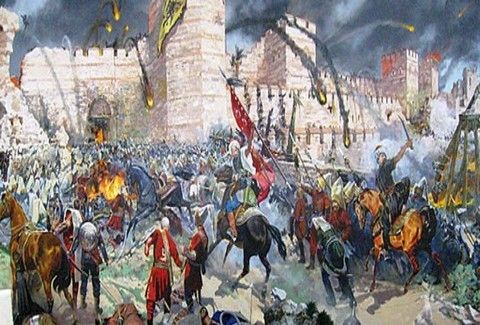 EXTRAS - Η Άλωση της Κωνσταντινούπολης Η άλωση της Κωνσταντινούπολης,  29 Μαΐου 1453
