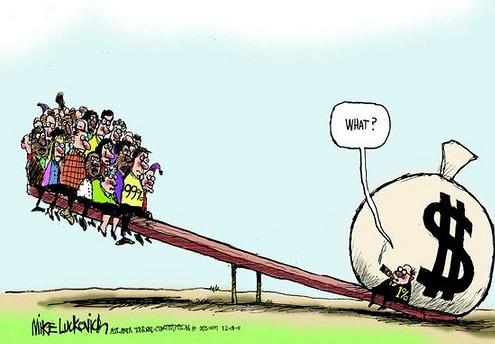 Ο θανατηφόρος ιός της ανισότητας