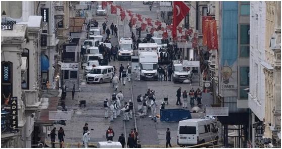 tourkia-tromokratia-epithesi Τουρκία: Εμφύλιος, τρομοκρατία και συγνώμες!
