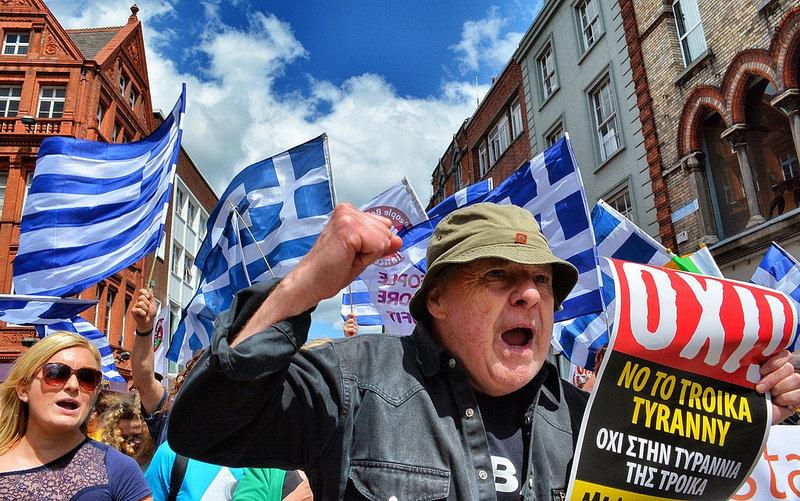 Η Ελλάδα τελείωσε