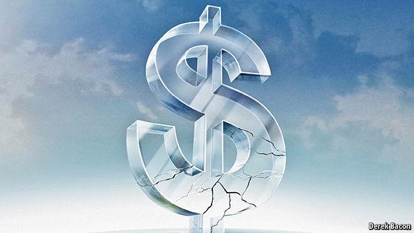 Η φούσκα του δολαρίου