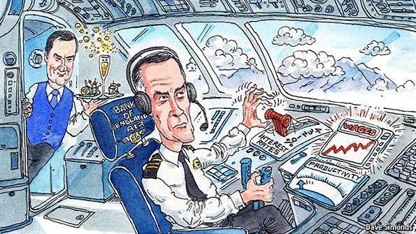 Η Τράπεζα της Αγγλίας και η ΕΚΤ