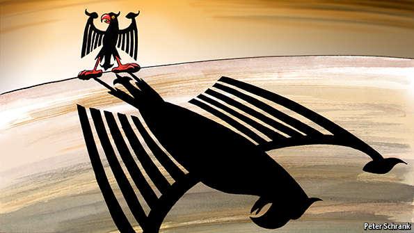 Ο οικονομικός ιμπεριαλισμός της Γερμανίας