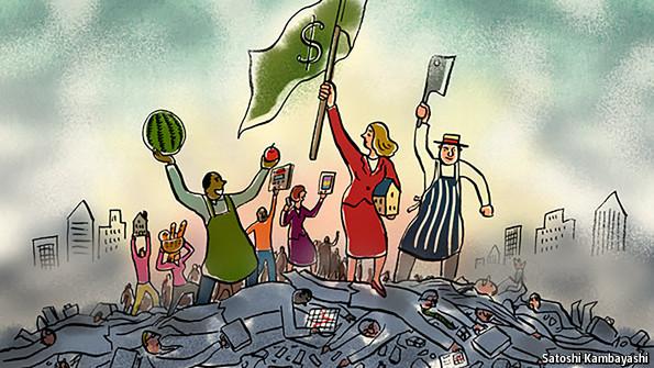 Η εγγενής αστάθεια του καπιταλιστικού συστήματος