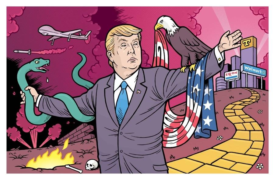 Ο Trump και το επόμενο κραχ