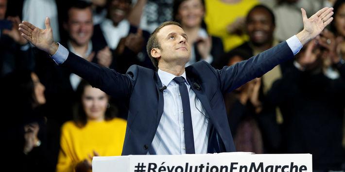Το ιδιόρυθμο φαβορί των γαλλικών εκλογών