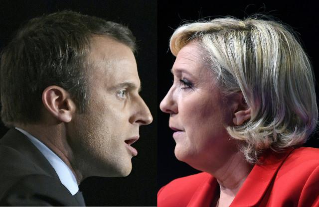 Όποιος ψήφισε Macron, ψήφισε  Le Pen