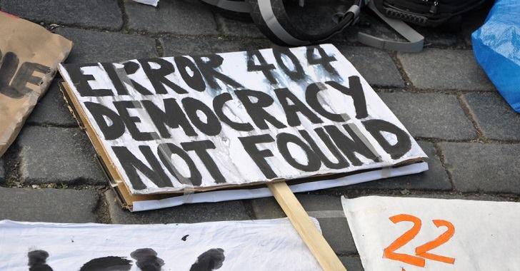 no-longer-democracy