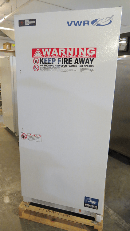 VWR symphony Flammable Storage Refrigerator Model FSR2004