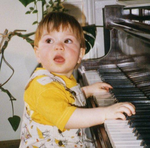 Gerhard Adam grand piano in London