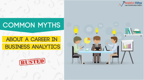 common myths in analytics career