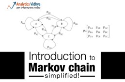Introduction to Markov chain : simplified! (with Implementation in R)