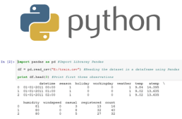Ultimate guide for Data Exploration in Python using NumPy, Matplotlib and Pandas