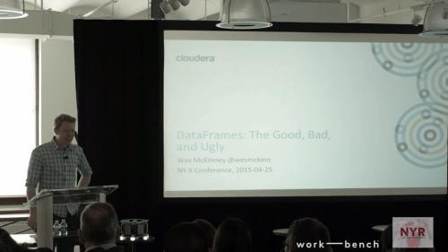 Data frames - good bad ugly