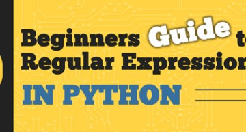 Beginners Tutorial for Regular Expressions in Python