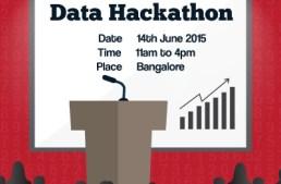 Data Hackathon by Analytics Vidhya, Bangalore Chapter, Karnataka, 14th June 2015