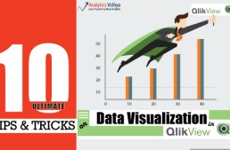 10 Ultimate Tips and Tricks on Data Visualization in QlikView