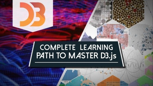 complete learning path to master d3.js