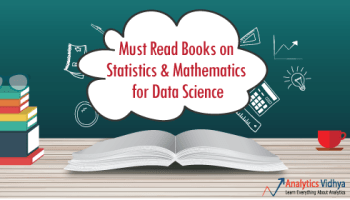 Free Must Read Books on Statistics & Mathematics for Data