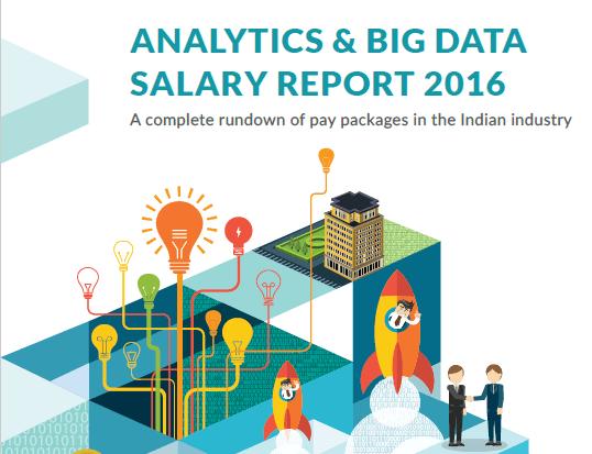 analytics and big data salary report 2016