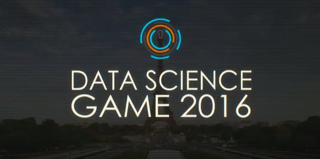 Tryst with Deep Learning in International Data Science Game 2016