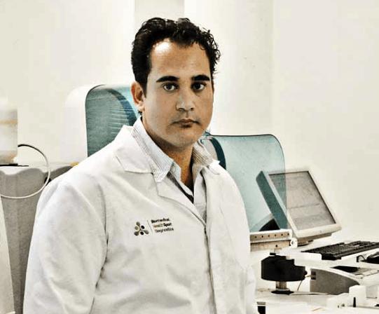 Dr Charis Tymvios