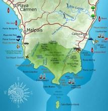 Cabo Blanco Nature Reserve Costa Rica