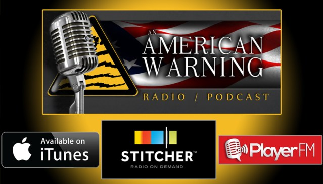 The World Will Change – An American Warning 231
