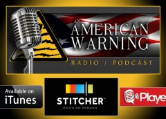 The Globalists are REALLY Trying – An American Warning 240
