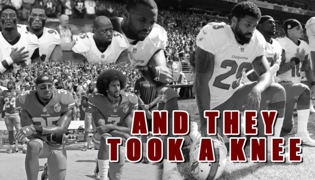 NFL Players Take A Knee – Why You Should Check Yourself First