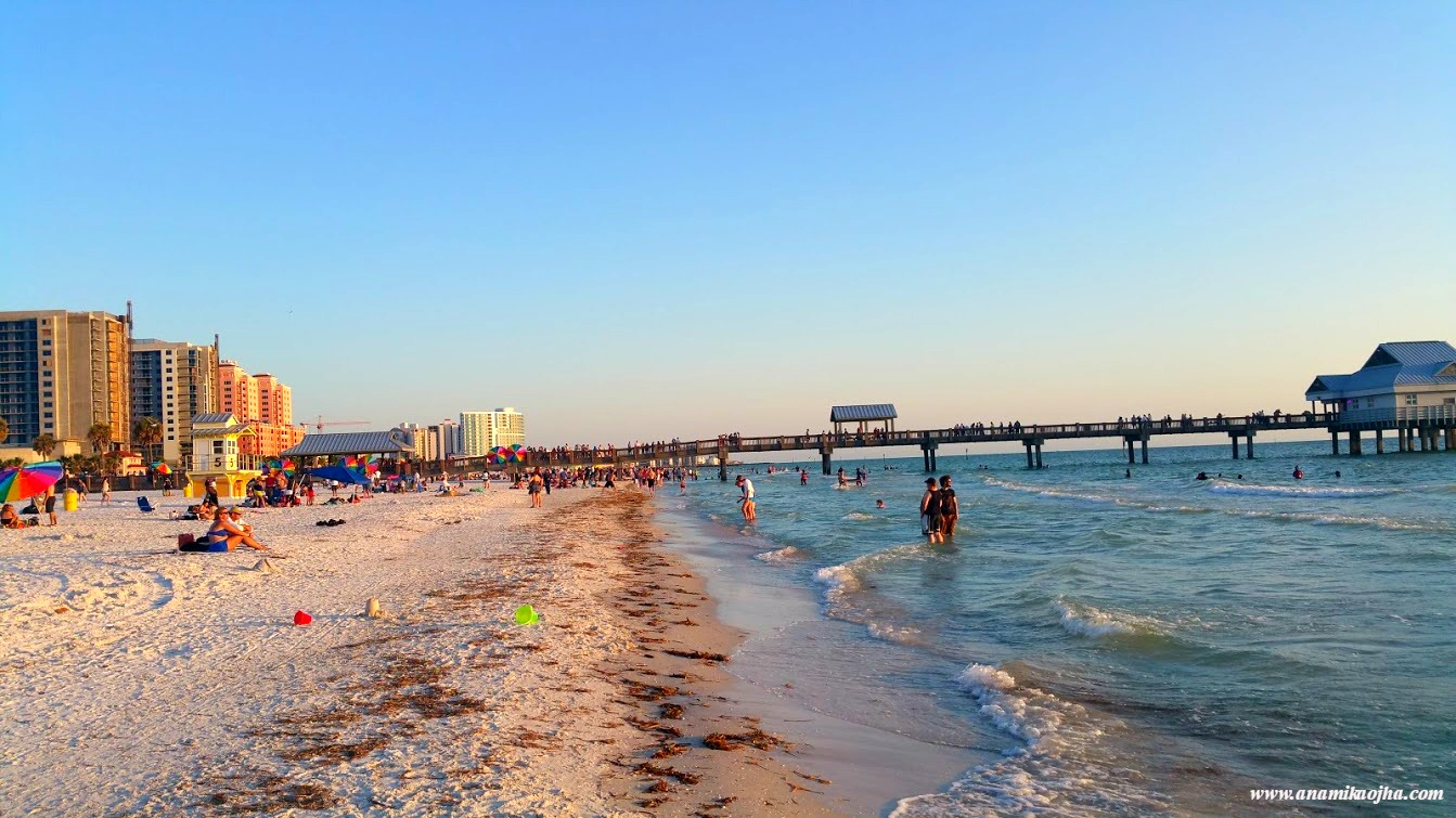 Crystal Clear Beaches In Florida