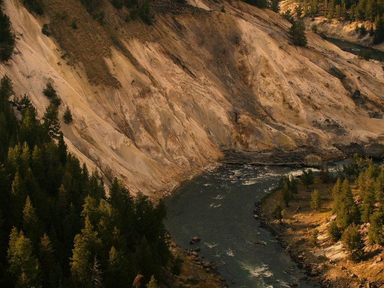 Wyoming's Yellowstone National Park: A Landscape To Remember