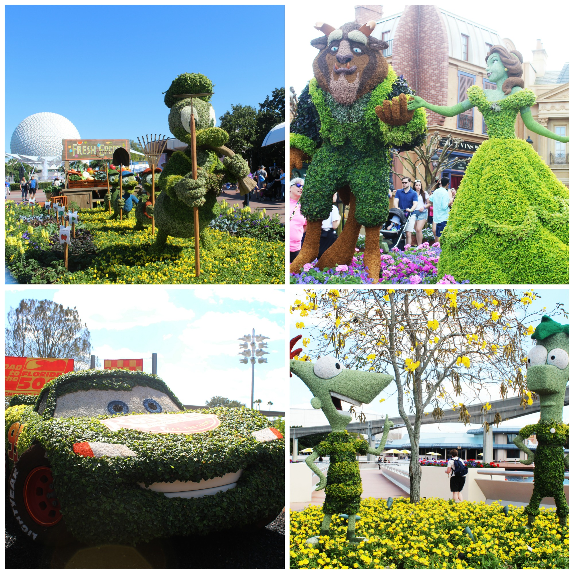 Epcot's International Flower and Garden Festival 2017 | A Complete Guide