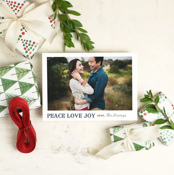 Basic Invite | Create Your Perfect Holiday Card