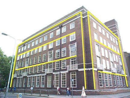 Photo of a building