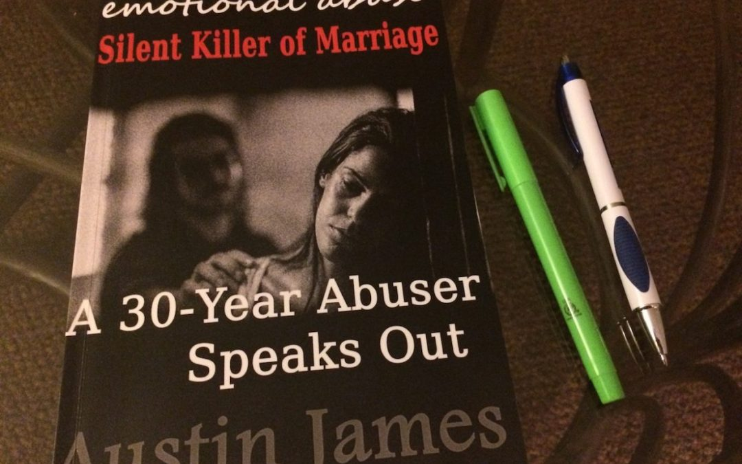"Book Review: ""Emotional Abuse: Silent Killer of Marriage"""