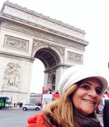 Arco do Triunfo!