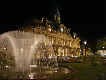 Hôtel de Ville (prédio da prefeitura) em Tours