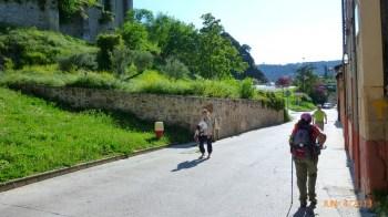 A entrada de Estella