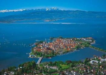 Lindau e o Lago Constança (Bodensee)