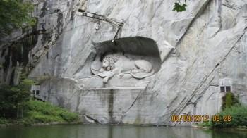 Monumento ao Leão