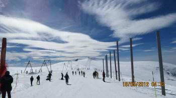 Glacier Paradise – Pistas de Esqui