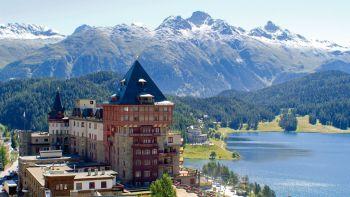 St Moritz Suiça)