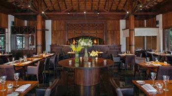 "O ""Pura"", restaurante do Four Seasons"