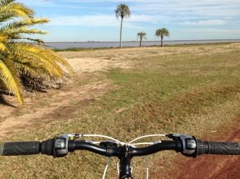 Nossos passeios de Bike