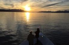 Pôr do sol (Ushuaia)