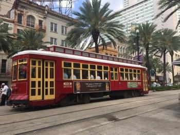 O Street Car (bondinho ou trolley)
